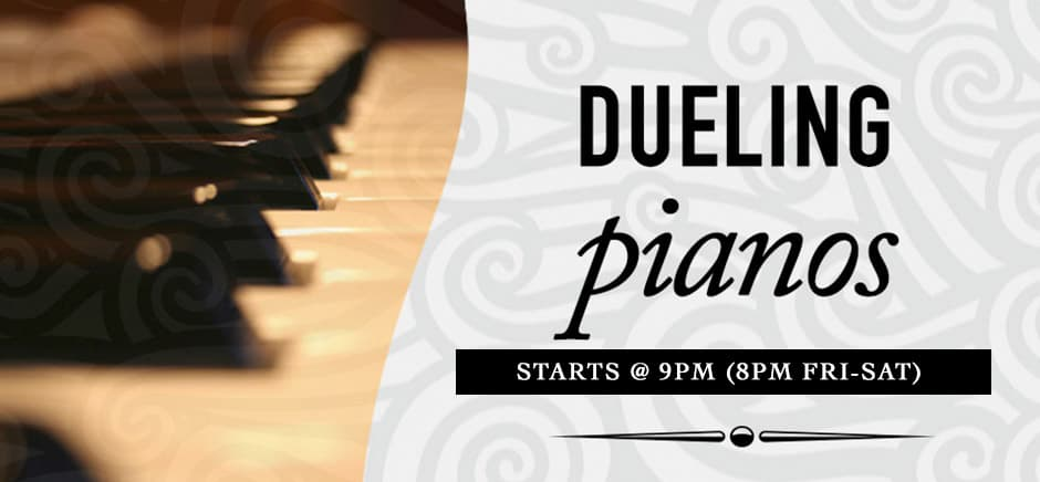 best songs to request at a dueling piano bar