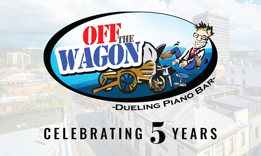 Off The Wagon Celebrating Five Years in Asheville