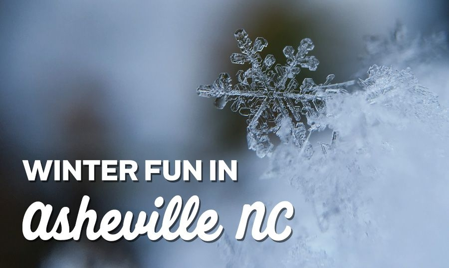 Winter Fun in Asheville, NC