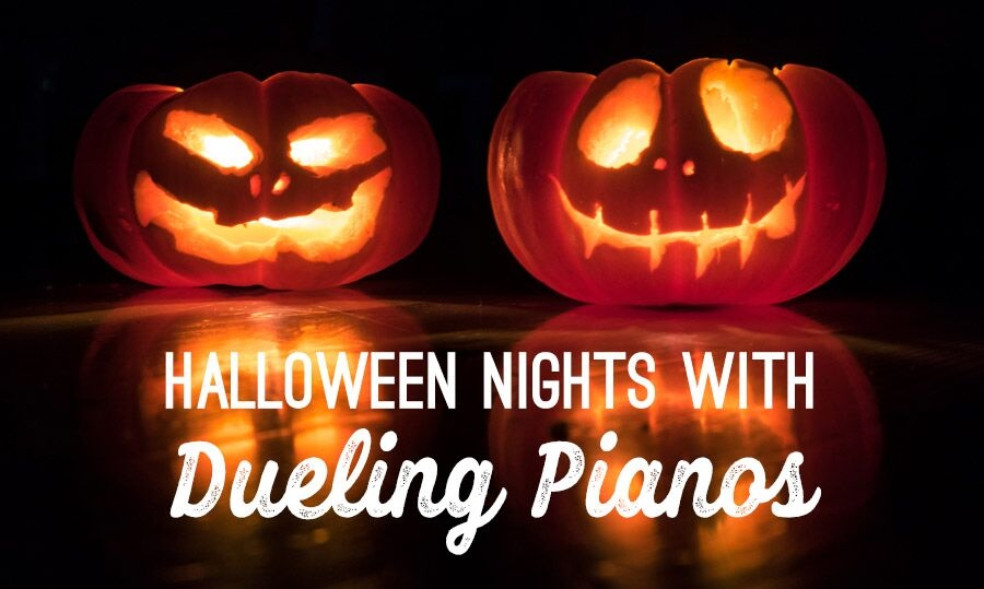 Halloween Nights with Dueling Pianos